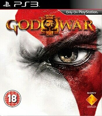 God of War III (PS3) VideoGames