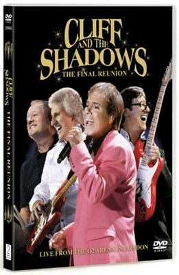 Cliff Richard and the Shadows: The Final Reunion DVD (2009) Cliff Richard cert