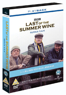 Last of the Summer Wine: The Complete Series 5 and 6 DVD (2007) Peter Sallis