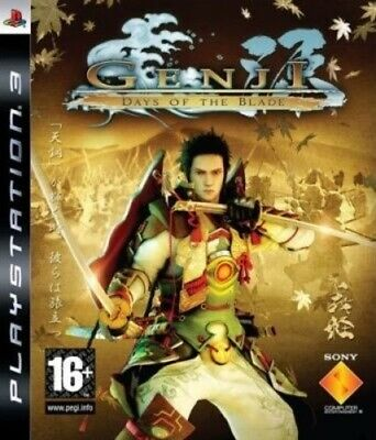 Genji: Days of the Blade (PS3) PlayStation 3