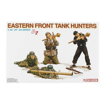NEW Dragon Models 1/35 Eastern Front Tank Hunters (4) 6279