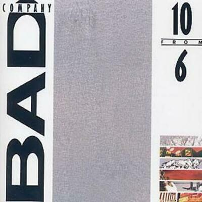 Bad Company : 10 from 6 CD (1986)