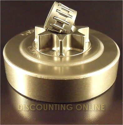 New Clutch Drum And Bearing Fits Jonsered Chainsaw 2041 2045 2050 Usa Ships