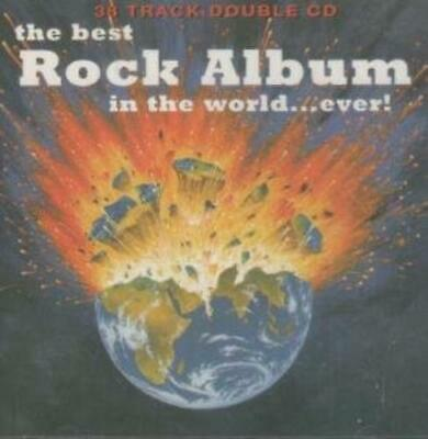 Various Artists : The Best Rock Album in the World..Ever CD Fast and FREE P & P