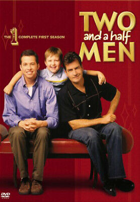 Two and a Half Men: Season 1 DVD (2010) Charlie Sheen