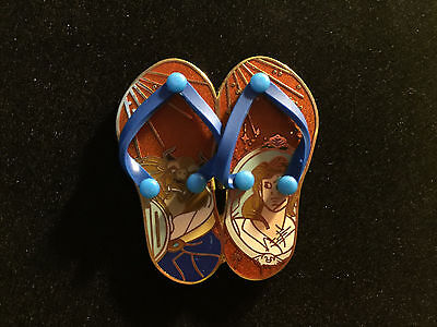 Disney Shopping * Sandals Series * Beast / Belle's Prince Pin LE 250
