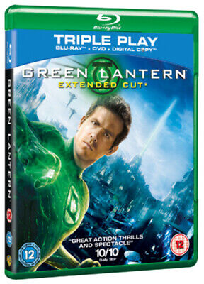 Green Lantern Blu-ray (2011) Ryan Reynolds