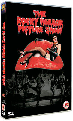 The Rocky Horror Picture Show DVD (2006) Tim Curry, Sharman (DIR) cert 15