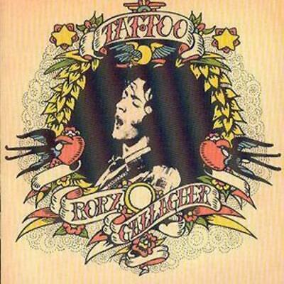 Rory Gallagher : Tattoo CD (2000)