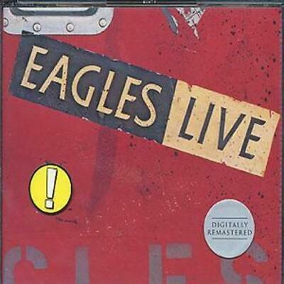 The Eagles : Live CD 2 discs (1993) Value Guaranteed from eBay's biggest seller!