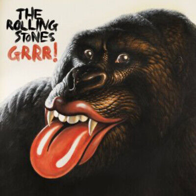 The Rolling Stones : GRRR! CD 3 discs (2012) Incredible Value and Free Shipping!