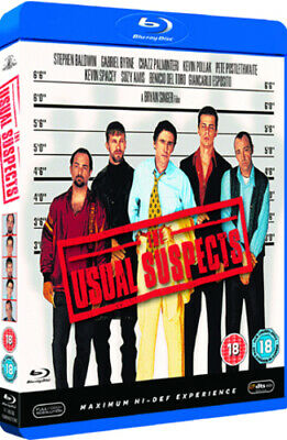 The Usual Suspects Blu-ray (2007) Stephen Baldwin