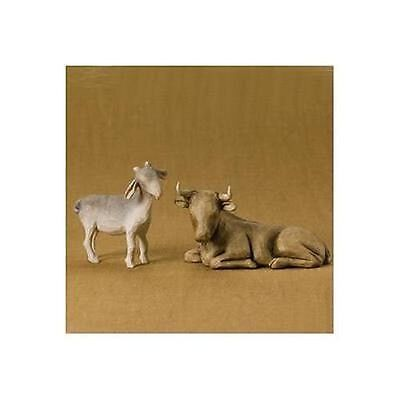 Willow Tree Ox and Goat by Willow Tree by Demdaco classic nativity collection