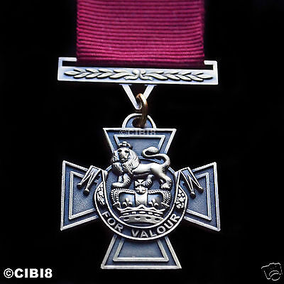 Victoria Cross Medal Highest Military Award For Conspicuous Bravery Replica