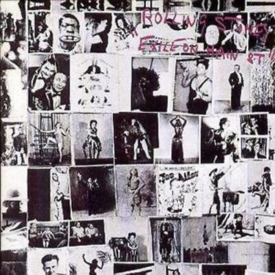 The Rolling Stones : Exile On Main Street CD (1994)