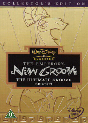 The Emperor's New Groove DVD (2001) Mark Dindal