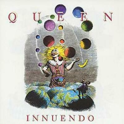 Queen : Innuendo CD (1991)