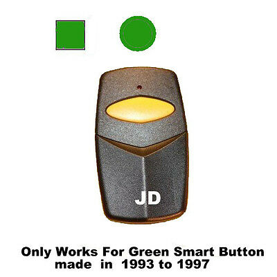 Sears Craftsman Garage Door Opener Visor Clip Remote Control