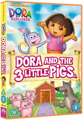 Dora the Explorer: Dora and the Three Little Pigs DVD (2012) Chris Gifford