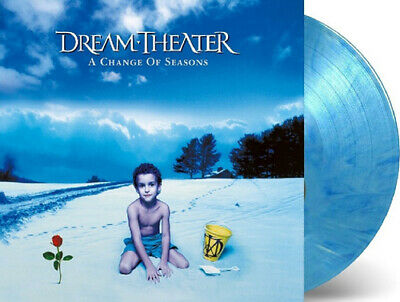 Dream Theater : A Change of Seasons CD (1995)