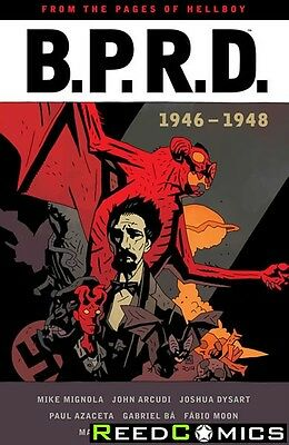 BPRD 1946-1948 HARDCOVER New Hardback *472 Pages Collected Edition*