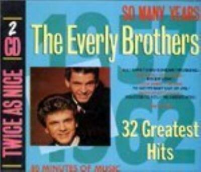 Various Artists : 32 Greatest Hits CD