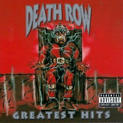 Various Artists : Death Row Greatest Hits: Parental Adviso CD Quality guaranteed