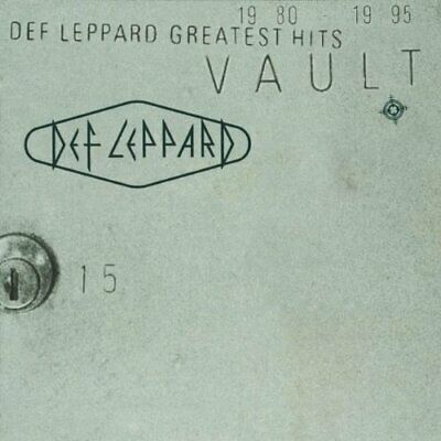 Def Leppard : Vault (Greatest Hits 1980/95) CD