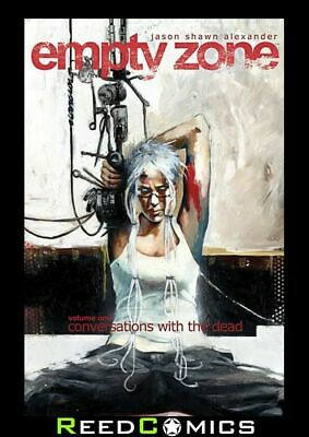 EMPTY ZONE VOLUME 1 CONVERSATIONS WITH THE DEAD GRAPHIC NOVEL New Paperback