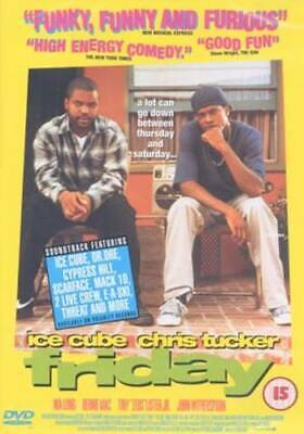 Friday DVD (2000) Ice Cube, Gray (DIR) cert 15 Expertly Refurbished Product