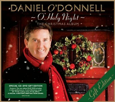 Daniel O Donnell : O Holy Night (The Christmas Album) - Gif CD