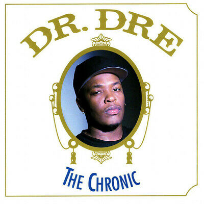 Dr. Dre : The Chronic CD (2007) Value Guaranteed from eBay's biggest seller!