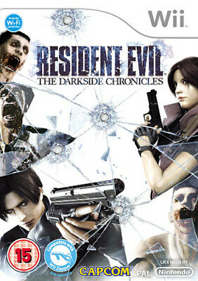 Resident Evil: The Darkside Chronicles (Wii) VideoGames