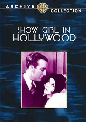 Show Girl In Hollywood New Dvd