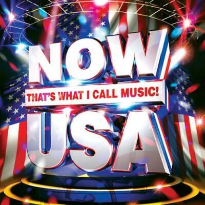 Various Artists : Now That's What I Call Music! USA CD (2013)