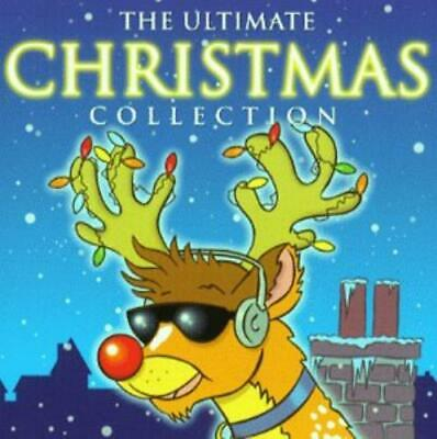 Various Artists : The Ultimate Christmas Collection CD FREE Shipping, Save £s