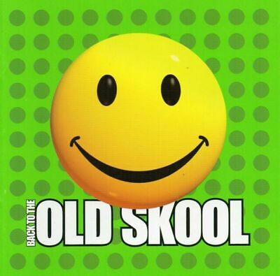 Various Artists : Back to the Old Skool CD