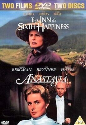 The Inn of the Sixth Happiness/Anastasia DVD (2003) Ingrid Bergman, Robson