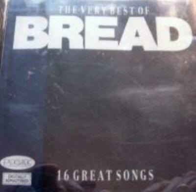 The Very Best of Bread CD Value Guaranteed from eBay's biggest seller!