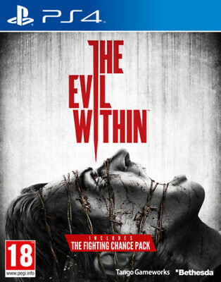 PlayStation 4 The Evil Within (PS4) VideoGames