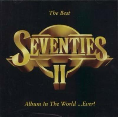 Various Artists : The Best Seventies Album in the World .. CD