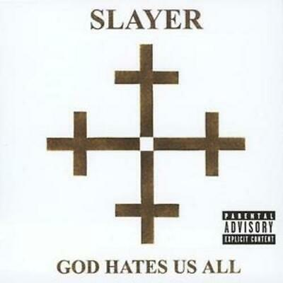 Slayer : God Hates Us All CD (2006) Value Guaranteed from eBay's biggest seller!