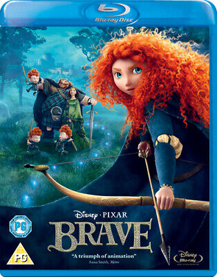 Brave Blu-ray (2012) Mark Andrews cert PG Highly Rated eBay Seller, Great Prices