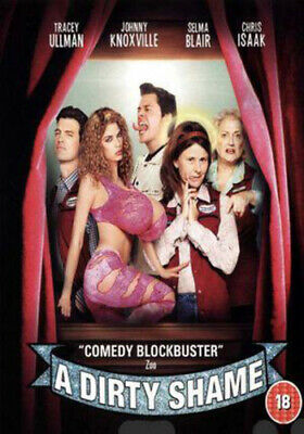 A Dirty Shame DVD (2005) Tracey Ullman, Waters (DIR) cert 18 Fast and FREE P & P