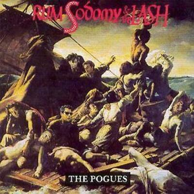 The Pogues : Rum Sodomy And The Lash CD (1994)