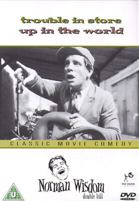 Trouble in Store/Up in the World DVD (2003) Norman Wisdom