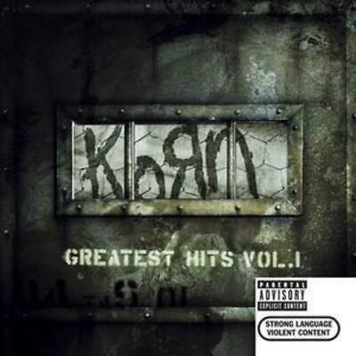 Korn : Greatest Hits: Strong Language and Violent Content - Volume 1 CD (2004)