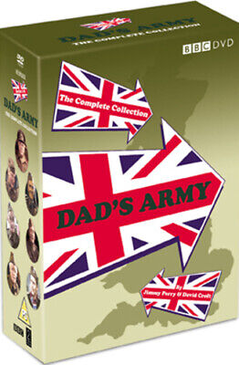 Dad's Army: The Complete Collection DVD (2007) John Le Mesurier cert PG 14