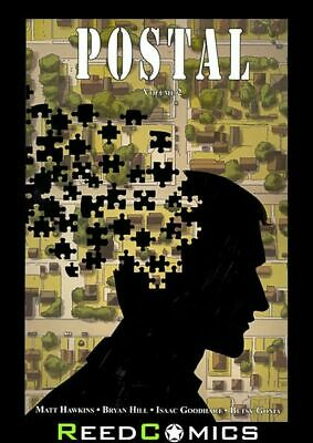 POSTAL VOLUME 2 GRAPHIC NOVEL New Paperback Collects Issues #5-8