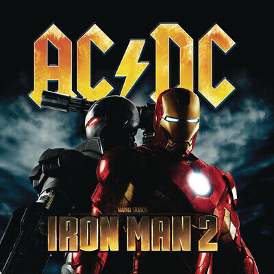 AC/DC : Iron Man 2 CD (2010)